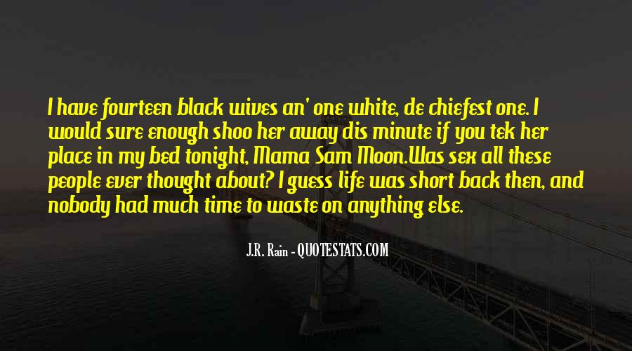 Quotes About Short Tonight #551534