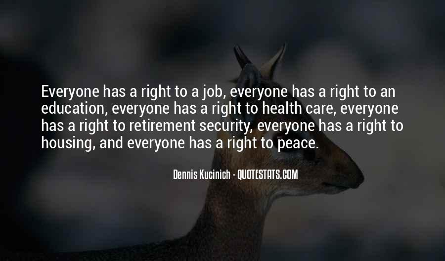 Quotes About Job Security #1145938