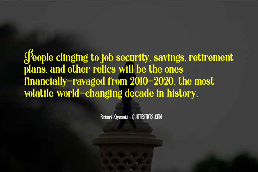 Quotes About Job Security #1248735