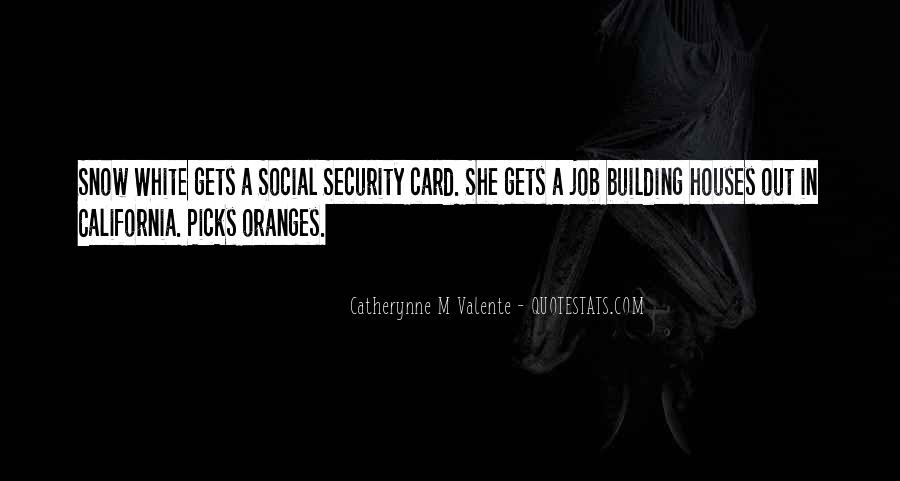 Quotes About Job Security #1475526