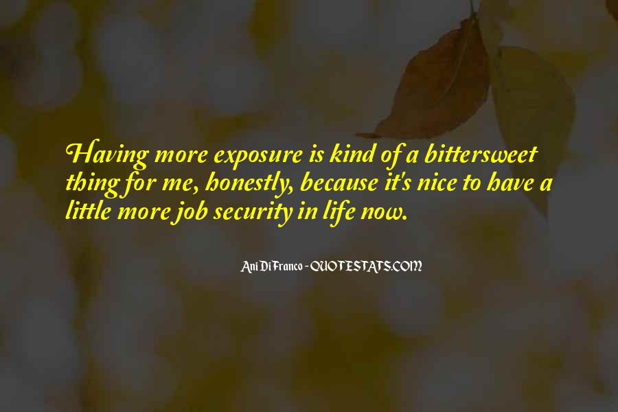 Quotes About Job Security #1569555