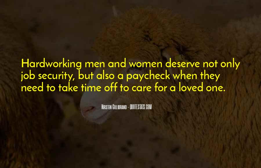 Quotes About Job Security #419447