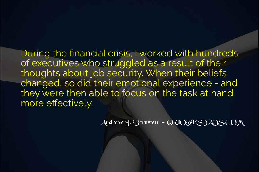Quotes About Job Security #592847