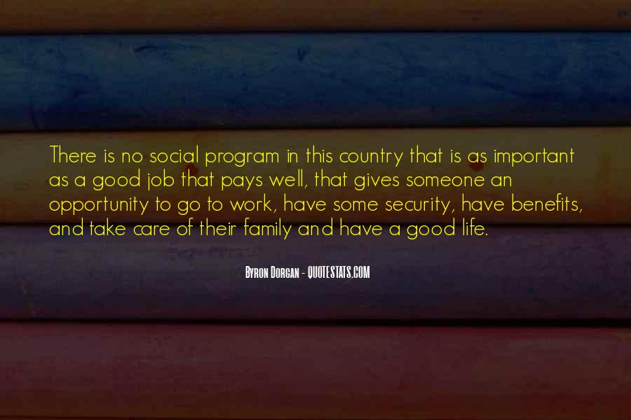 Quotes About Job Security #814731