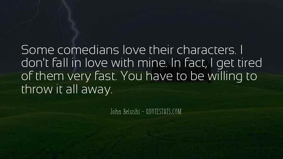 Quotes About Love By Comedians #1105100