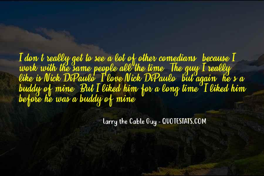 Quotes About Love By Comedians #270013
