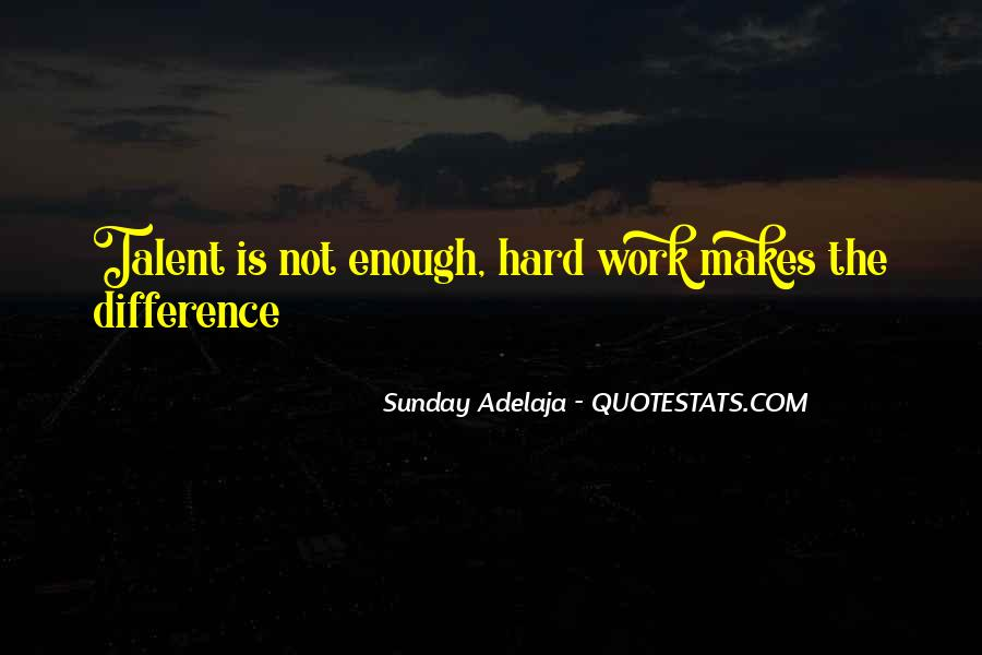 Quotes About Diligence And Hard Work #1407752