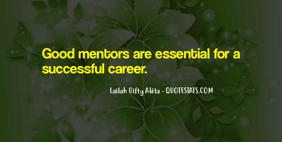 Quotes About Career Paths #935736