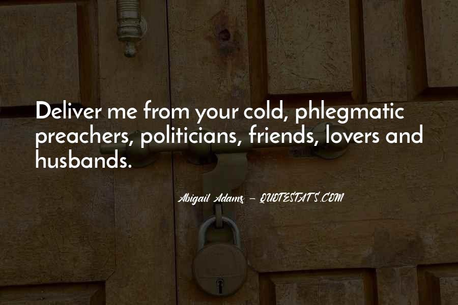 Quotes About Phlegmatic #1265194