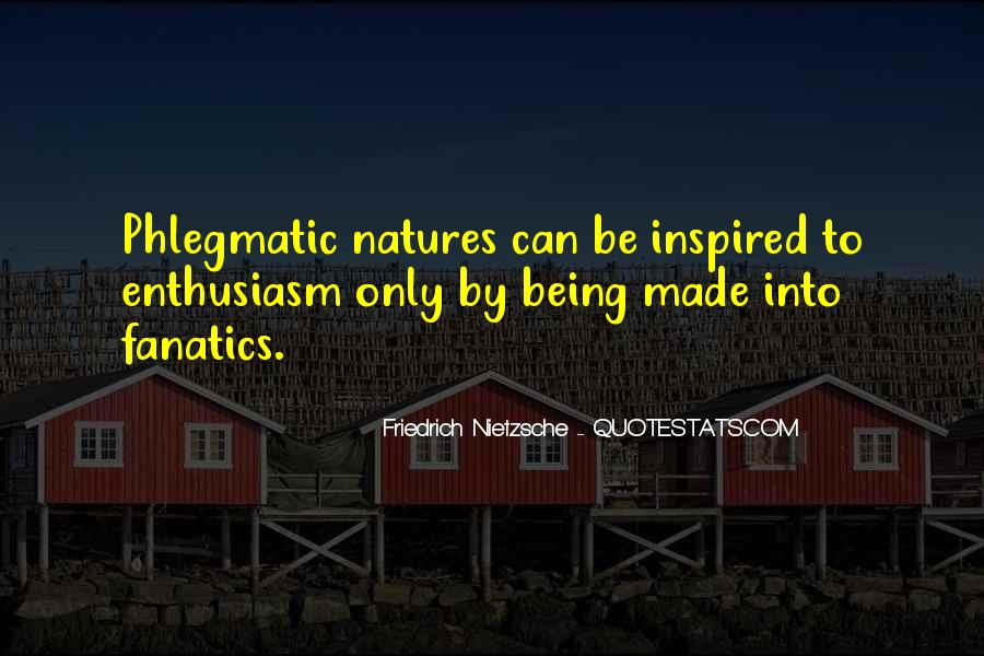 Quotes About Phlegmatic #808265