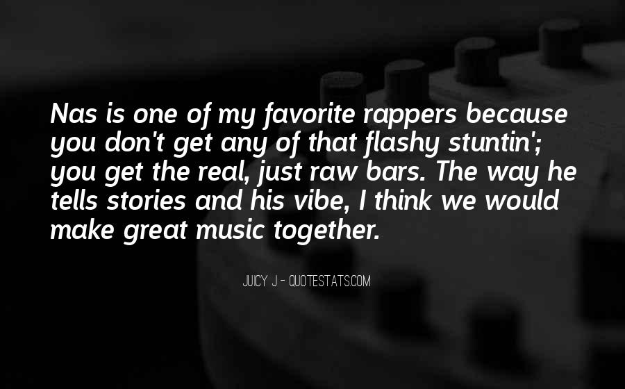 Quotes About Stuntin #843754