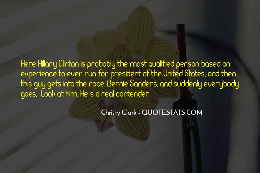 Quotes About Clinton #12019