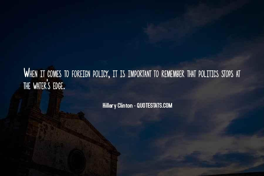 Quotes About Clinton #15120