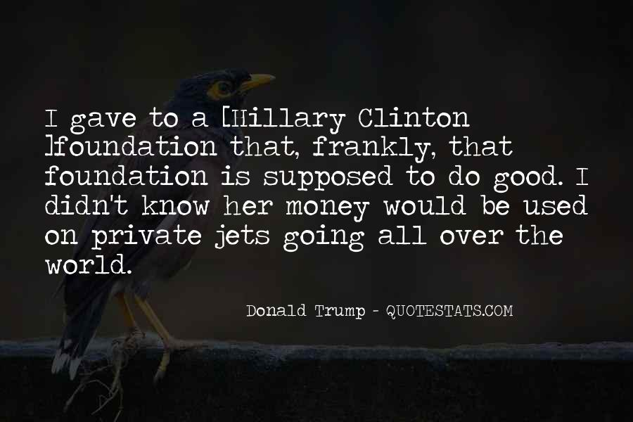 Quotes About Clinton #1914