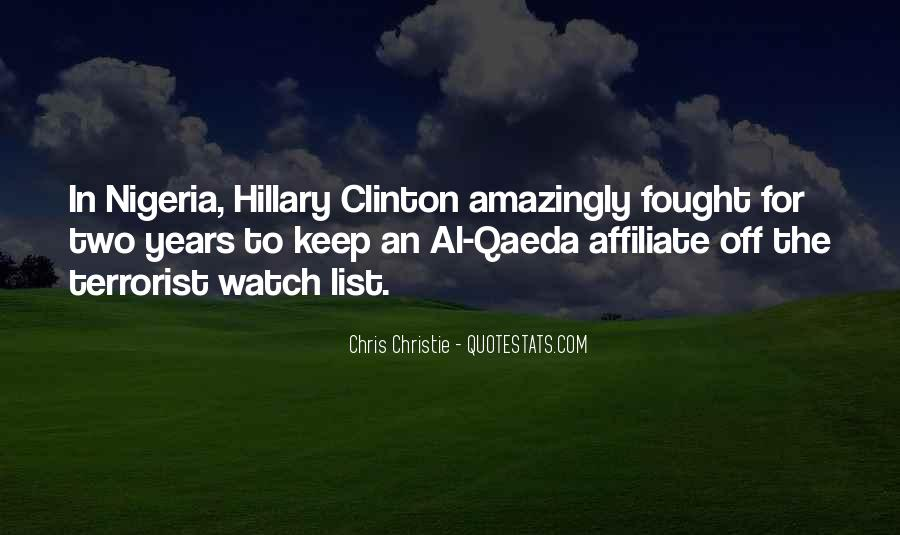 Quotes About Clinton #23412