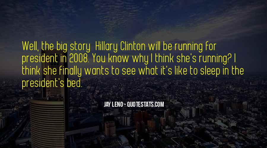 Quotes About Clinton #23599
