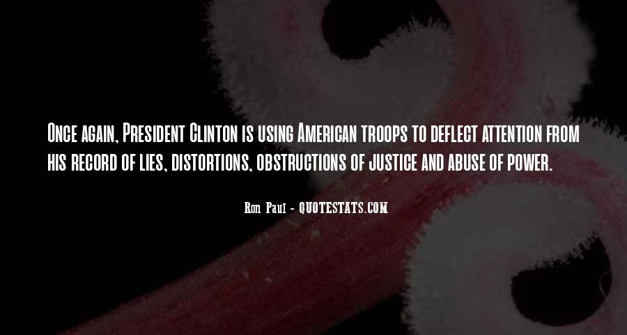 Quotes About Clinton #24920