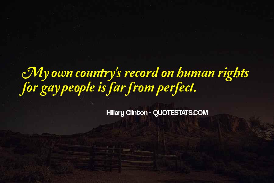 Quotes About Clinton #3181