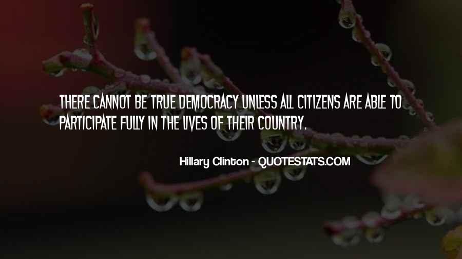 Quotes About Clinton #3728