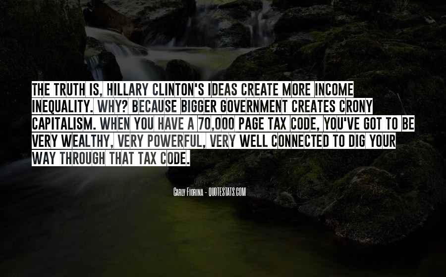 Quotes About Clinton #40790