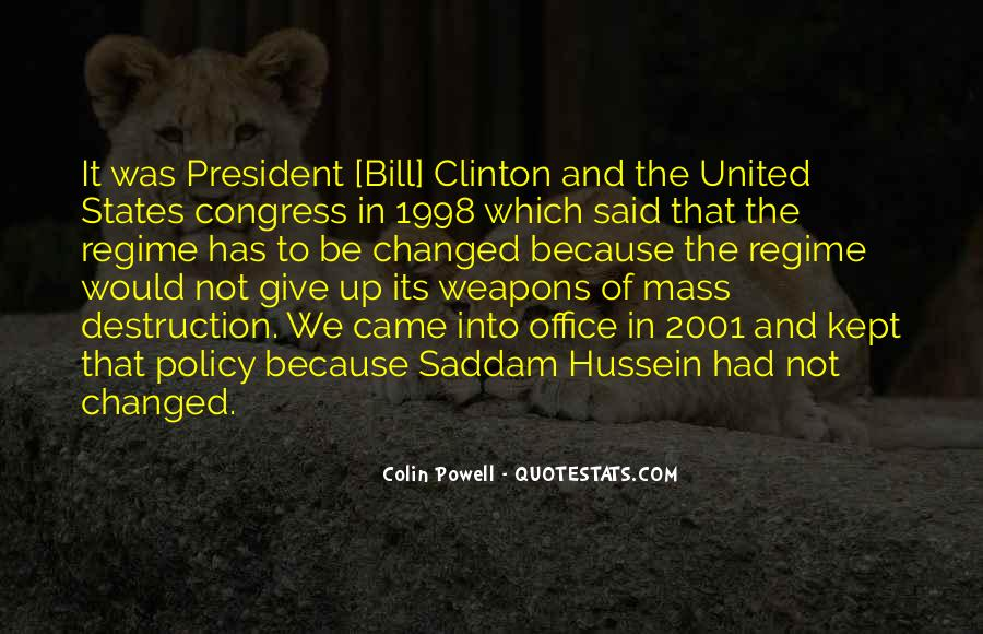 Quotes About Clinton #42737