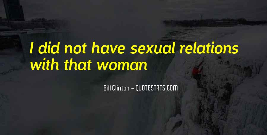 Quotes About Clinton #4943