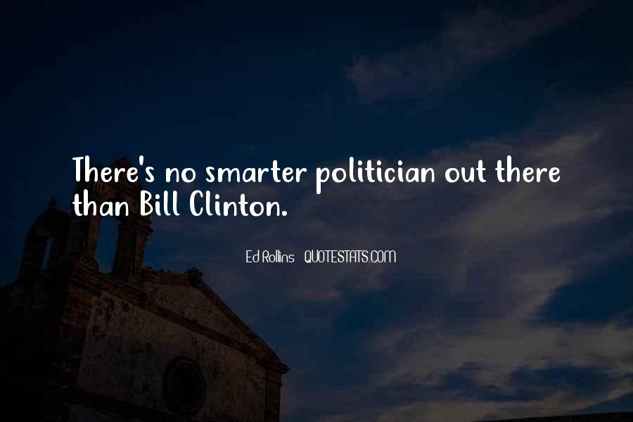 Quotes About Clinton #52128
