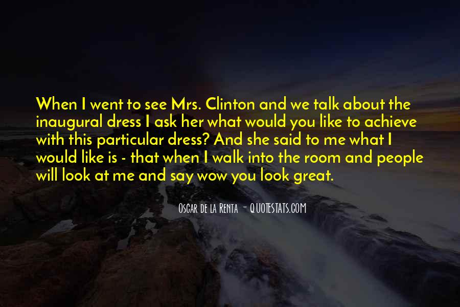Quotes About Clinton #52201