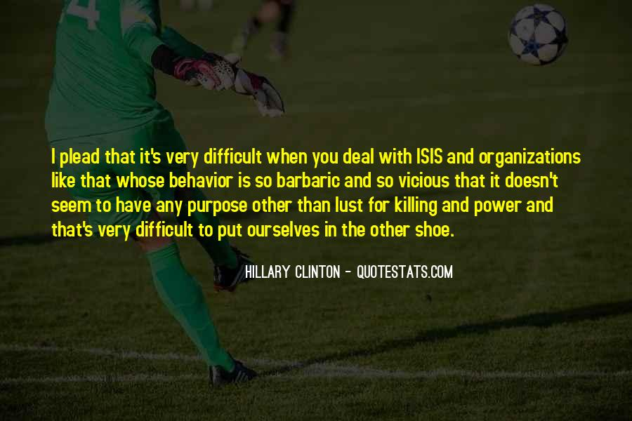 Quotes About Clinton #56025