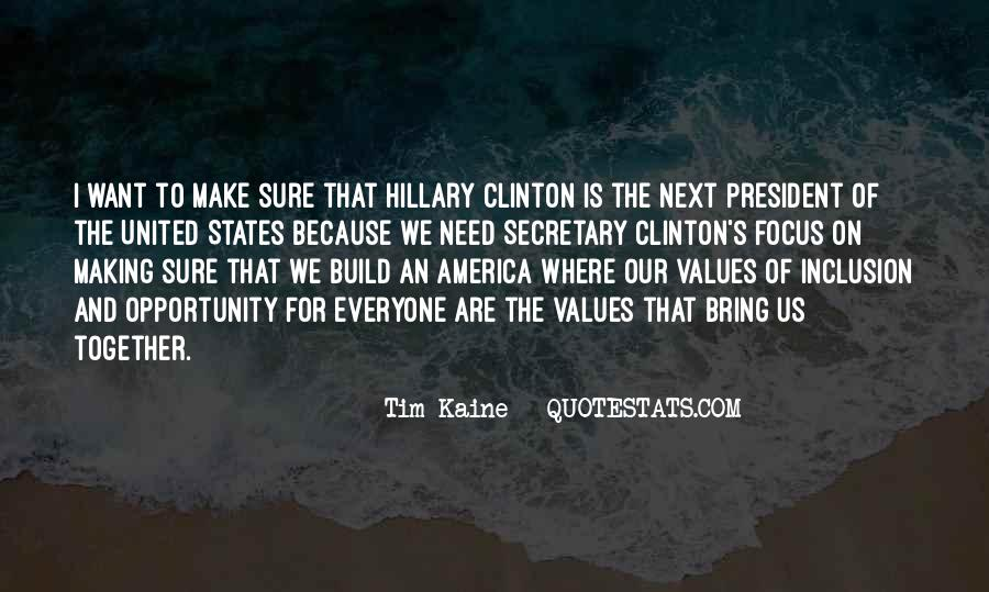 Quotes About Clinton #59038