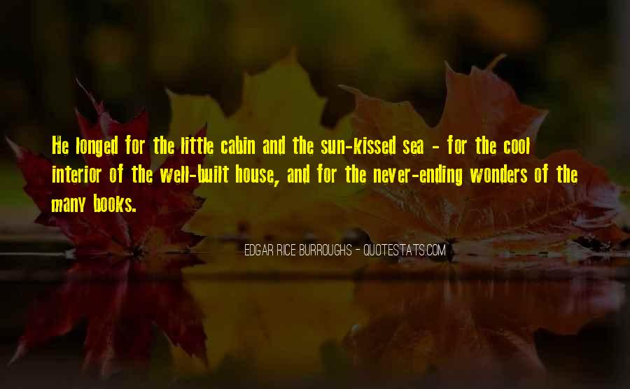 Quotes About The Sun And The Sea #1366212