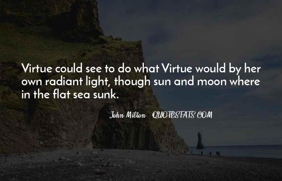 Quotes About The Sun And The Sea #1454427