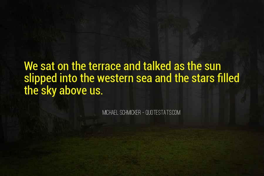 Quotes About The Sun And The Sea #1497438