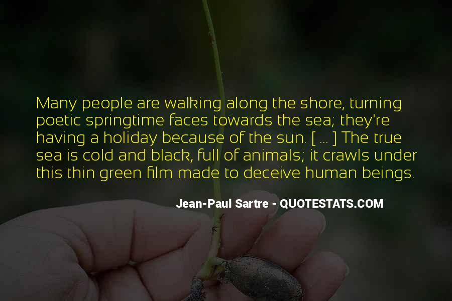 Quotes About The Sun And The Sea #241058