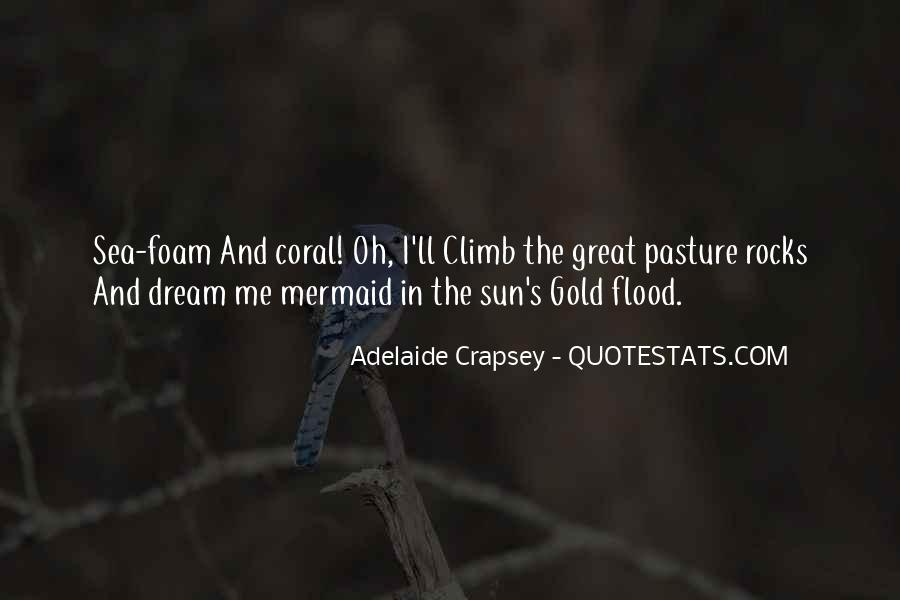 Quotes About The Sun And The Sea #498731
