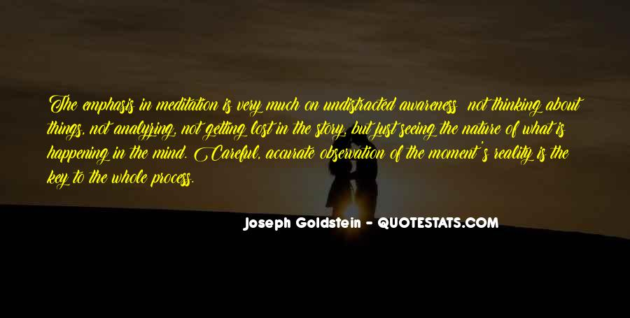Quotes About Analyzing Yourself #148608