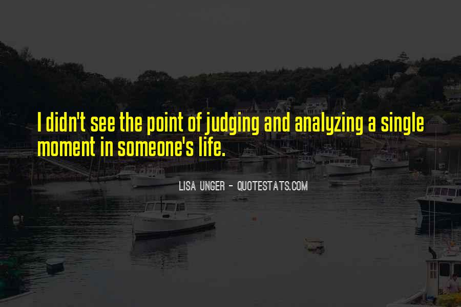 Quotes About Analyzing Yourself #156906