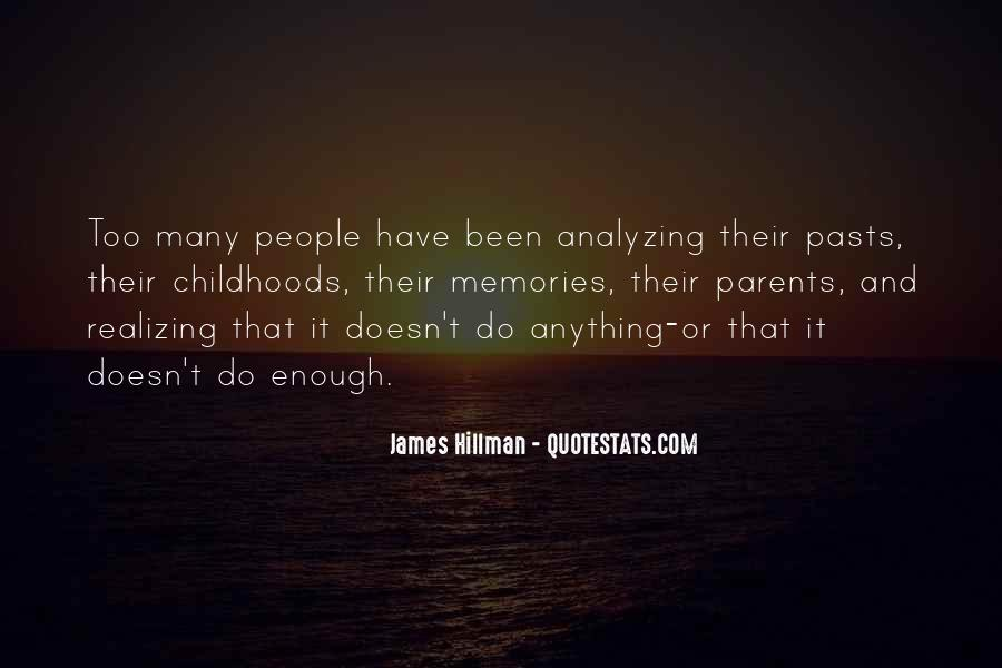 Quotes About Analyzing Yourself #253827
