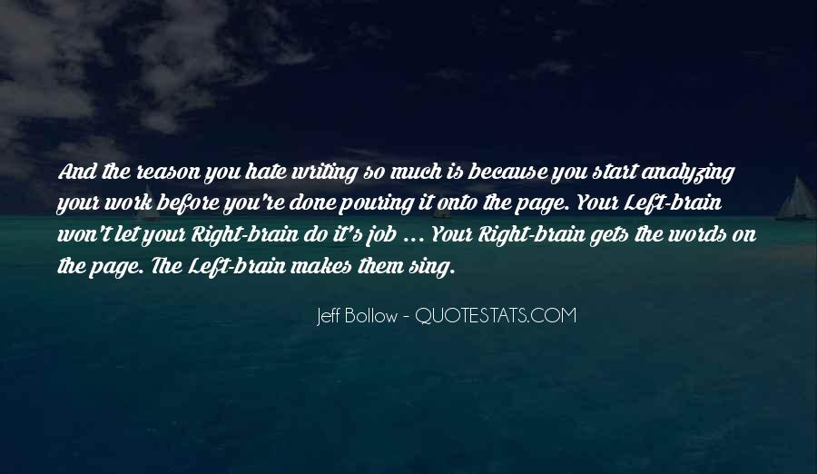 Quotes About Analyzing Yourself #26803