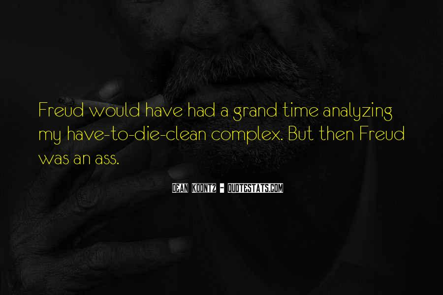 Quotes About Analyzing Yourself #319788