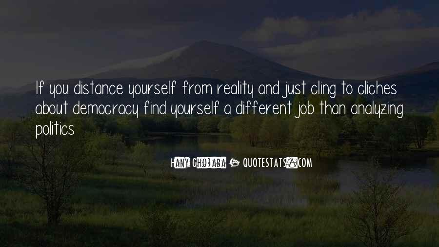 Quotes About Analyzing Yourself #485581
