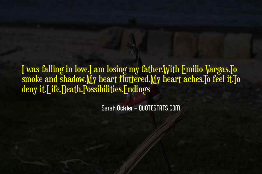 Top 31 Quotes About Losing Your Father: Famous Quotes ...