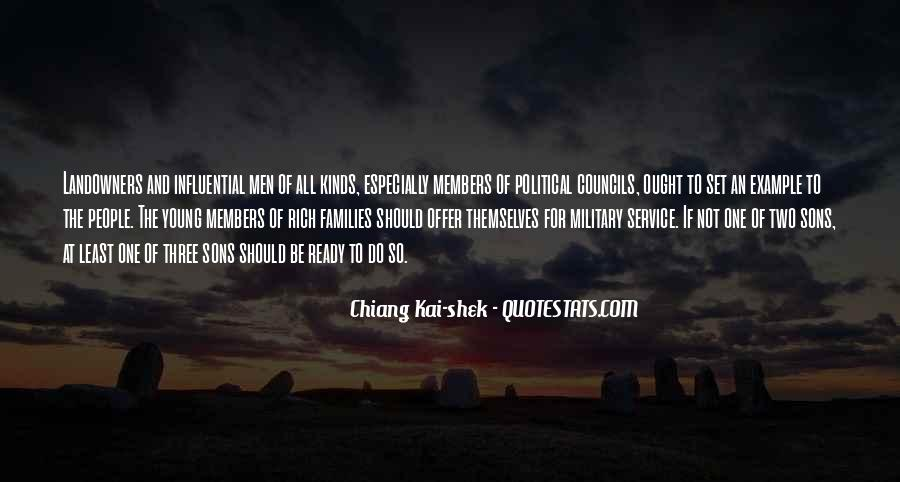 Quotes About The Military Service #1071505