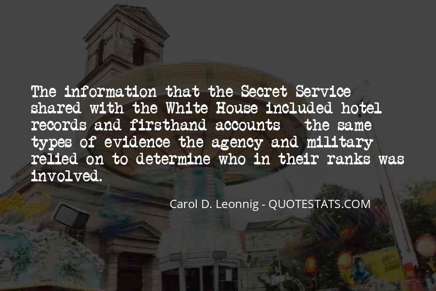 Quotes About The Military Service #115881