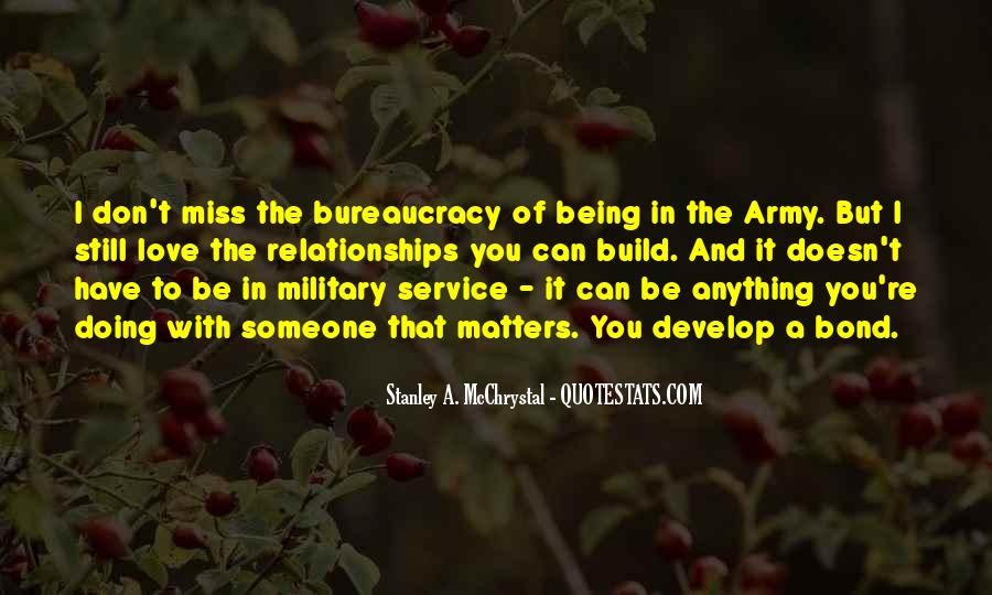 Quotes About The Military Service #368