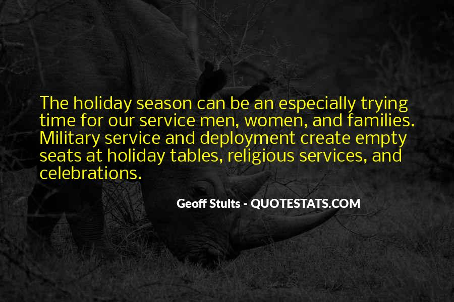 Quotes About The Military Service #441234