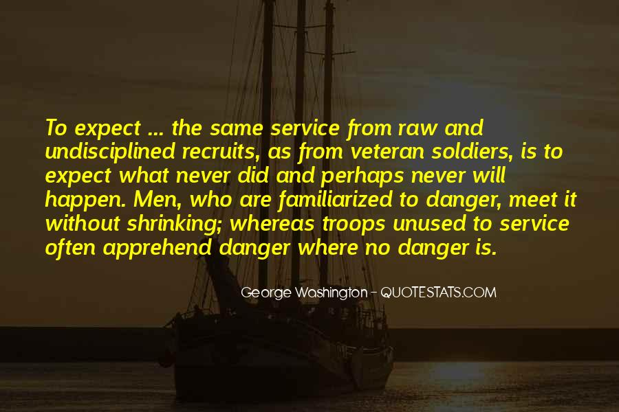 Quotes About The Military Service #721082