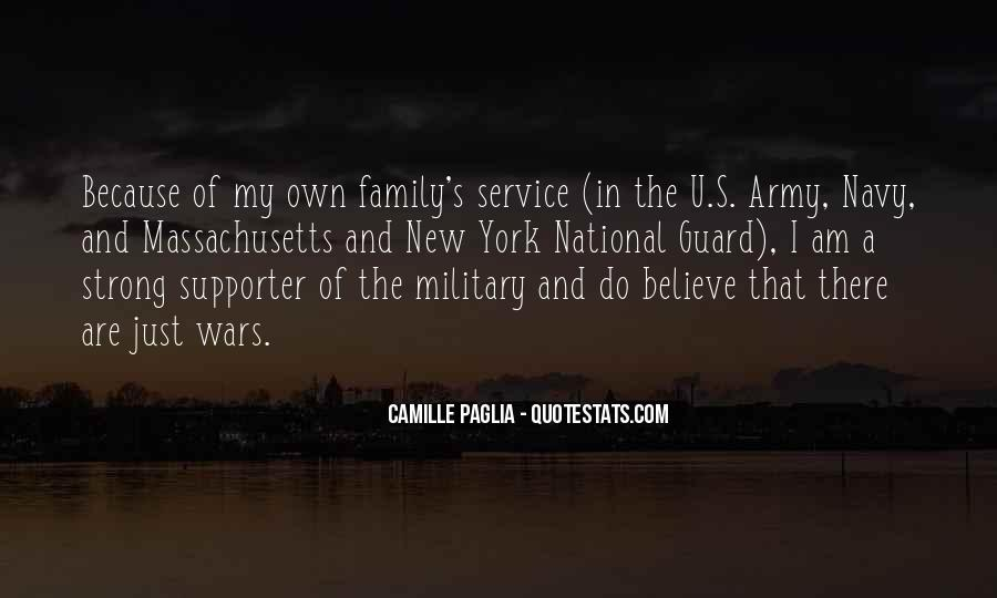 Quotes About The Military Service #963365