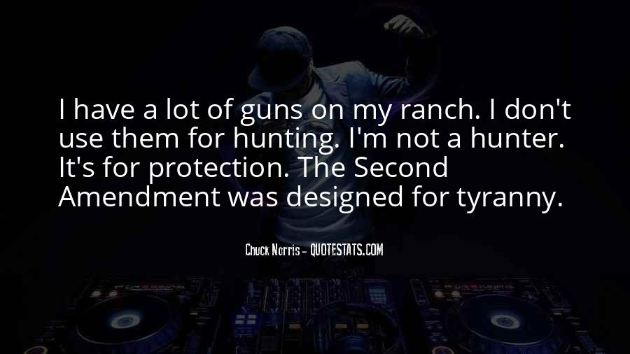 Quotes About Guns And Protection #1866713