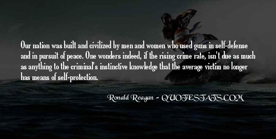 Quotes About Guns And Protection #292859